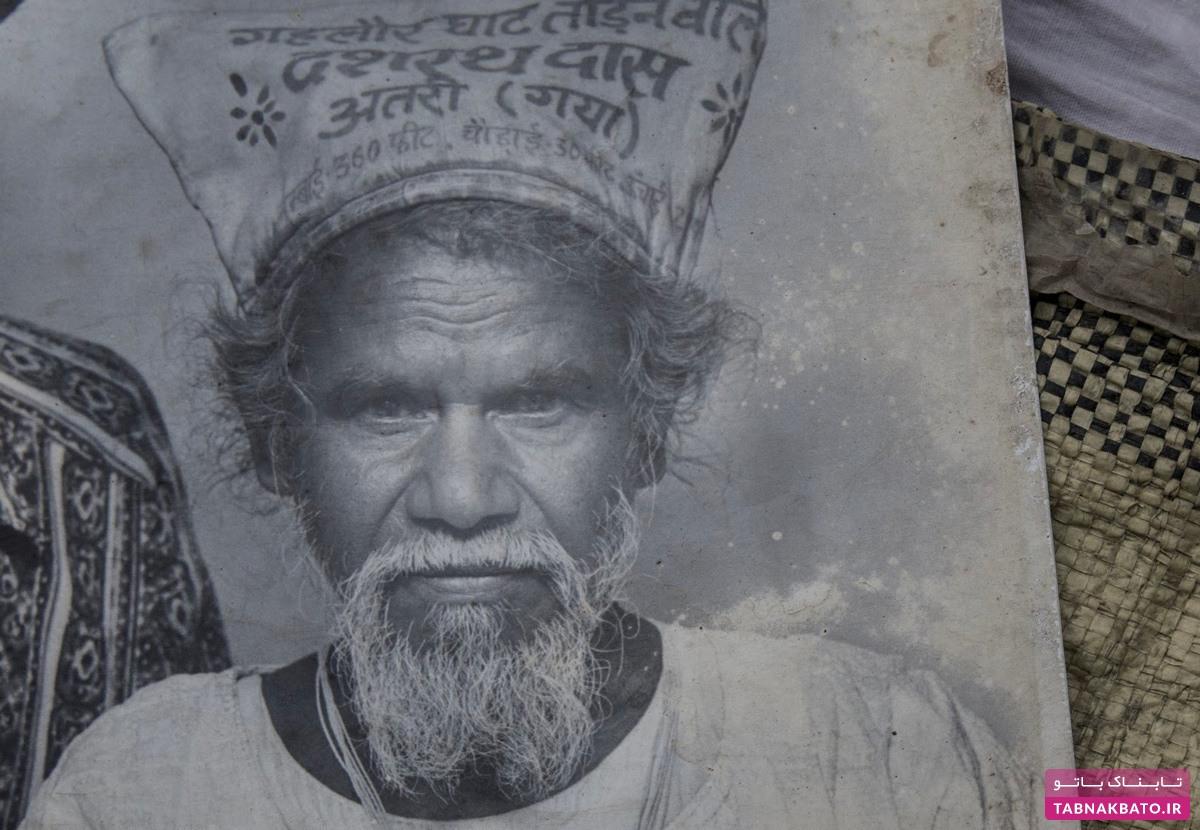 فرهاد کوهکن واقعی در هند