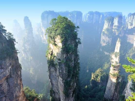 زیباترین شگفتیهای طبیعی در سراسر جهان