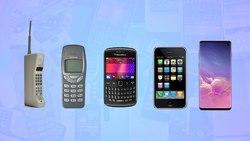 مسیر تکامل تلفن همراه از گذشته تا آینده