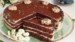طرز تهیه چیز کیک طبقهای