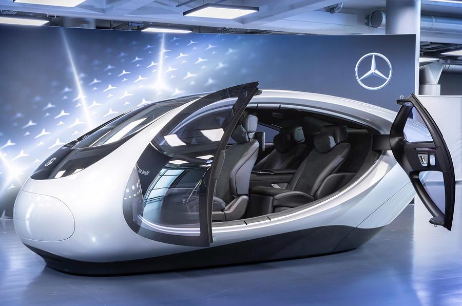 مرسدس بنز کلاس اس ۲۰۲۱، یک خودرو با رابط کاربری هوشمند و ظاهری خاص