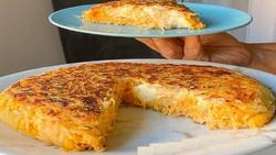 آموزش آشپزی؛ از چیز کیک طبقهای و کماج تابه ای تا رولت طرح دار + تصاویر