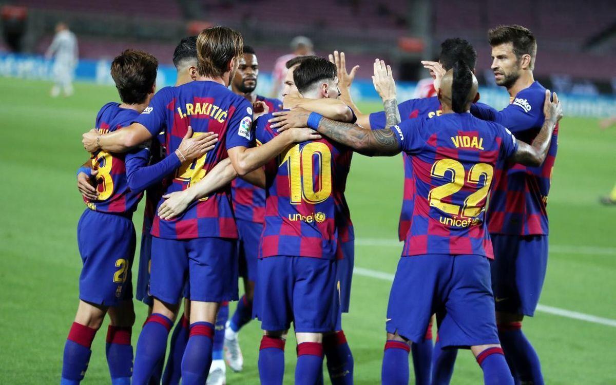 بارسلونا یک – اسپانیول صفر/ سقوط همشهری به دست سوارز