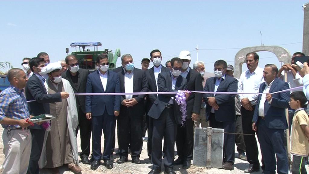 افتتاح کمپ گردشگری در ملکان