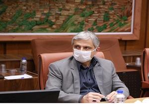 عبدالله گیتی منش مدیر شرکت ملی پخش فرآوردههای نفتی منطقه کردستان