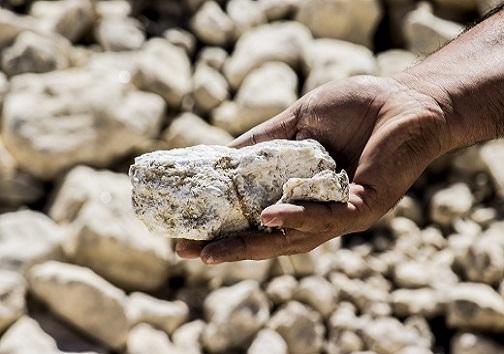 سنگ های معدنی در استان سمنان