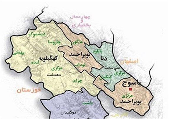 باشگاه خبرنگاران - معرفی نخستین فرماندار شهرستان مارگون