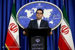 واکنش موسوی به ادعای آمریکاییها بر توقیف شناور ایرانی حامل سلاح به یمن