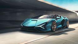 لامبورگینی قدرتمندترین اتومبیل کروک هیبریدی را معرفی کرد