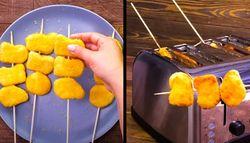 چند ترفند آشپزی جالب/ با روش پخت مرغ در هندوانه آشنا شوید