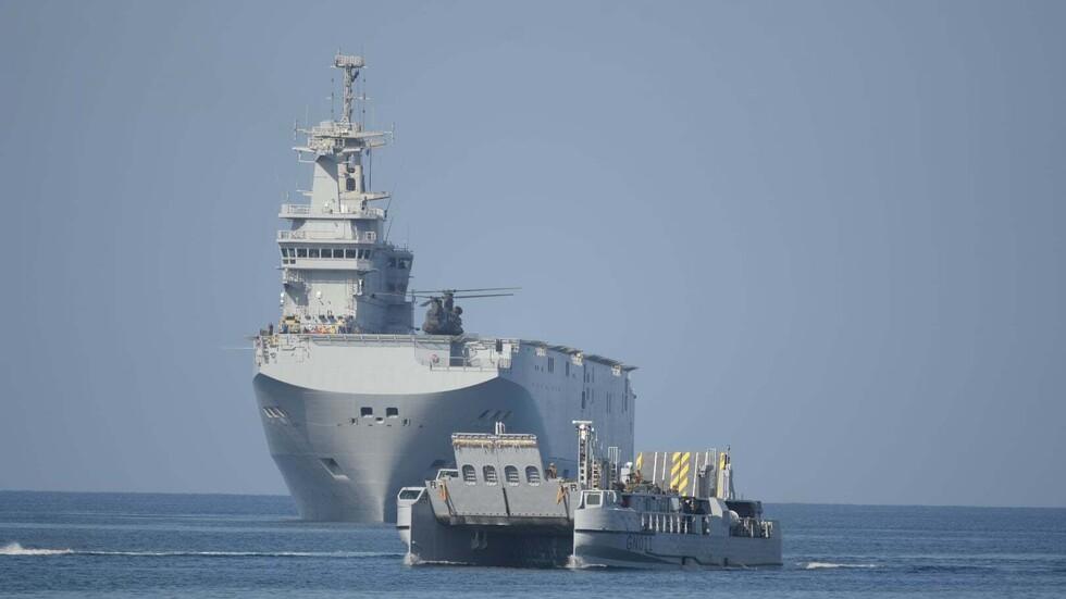 آمادگی نیروهای ارتش مصر برای برگزاری مانور نظامی در مرز با لیبی