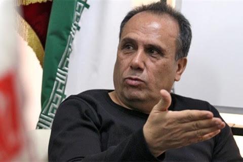 عربشاهی: استقلالیها فرافکنی میکنند/ قهرمانی پرسپولیس به زودی مسجل میشود