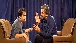 بدون تعارف با شاه ماهی رسانههای ضد انقلاب + فیلم