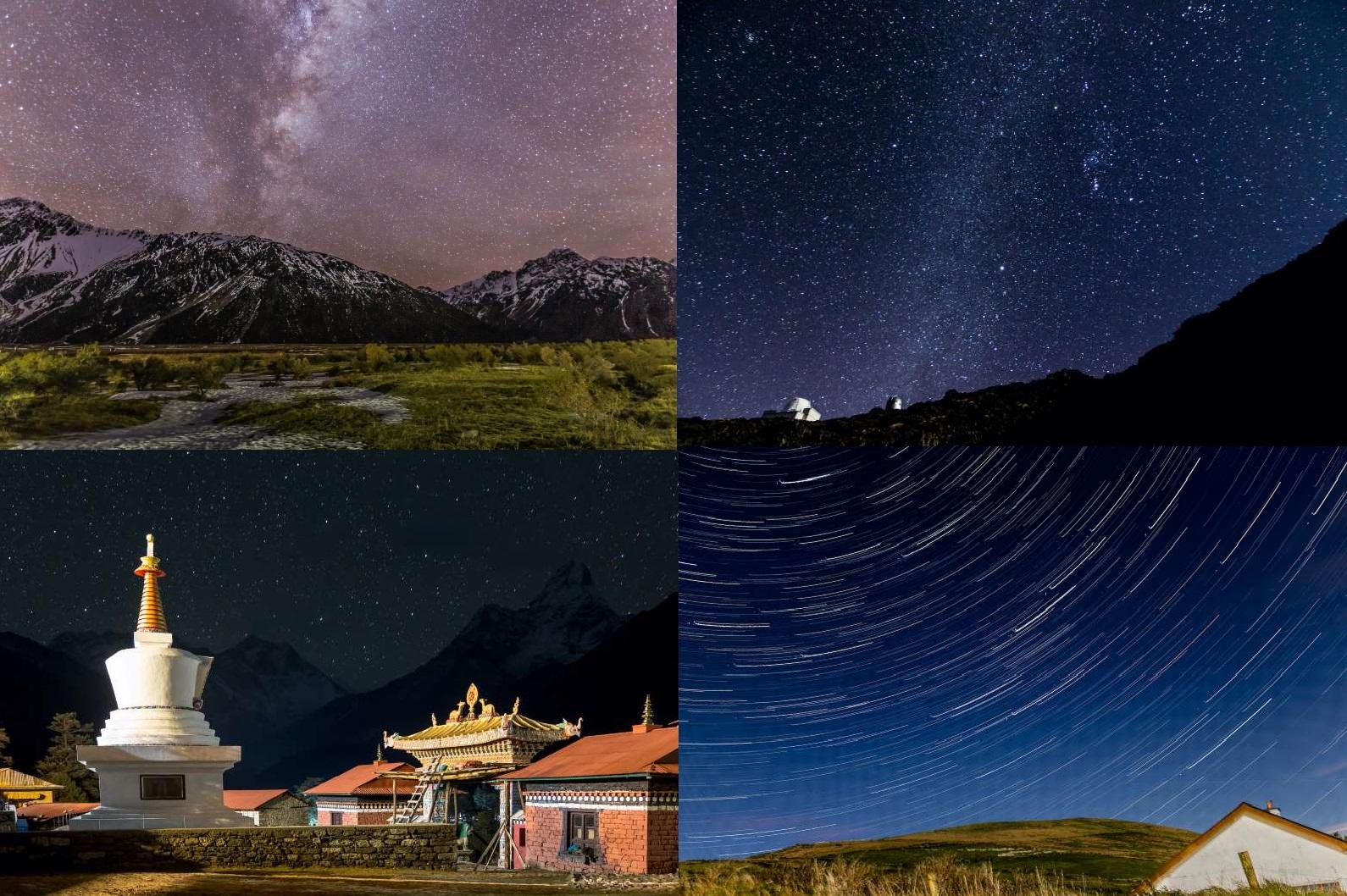 بهترین مکانهای جهان برای دیدن آسمان پرستاره
