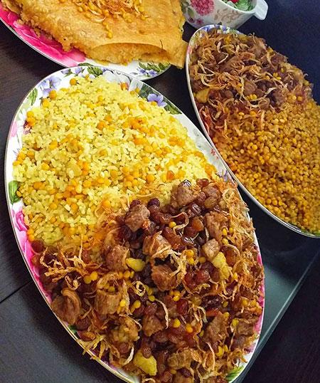 با غذاهای سنتی استان کردستان آشنا شوید + تصاویر