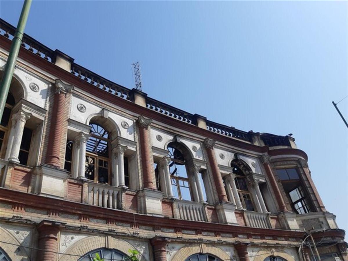 آخرین جزئیات از مرمت و بازسازی بنای میدان حسن آباد