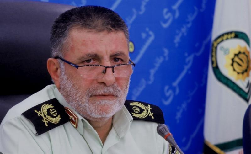 واعظی فرمانده انتظامی بوشهر