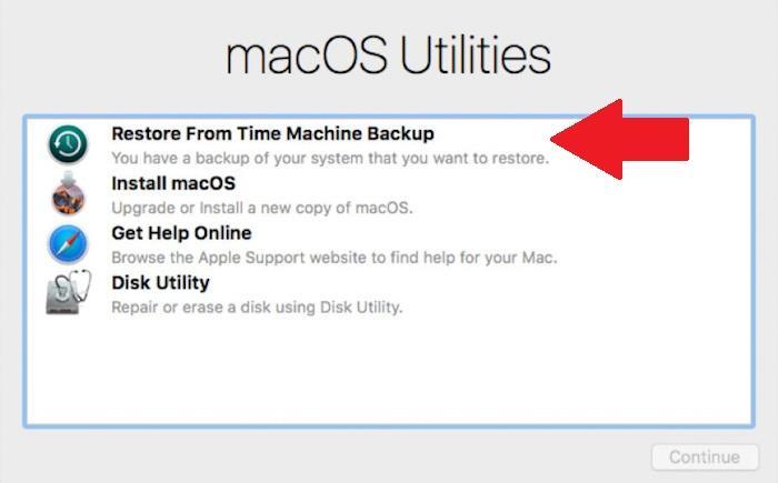 تنظیمات iMac