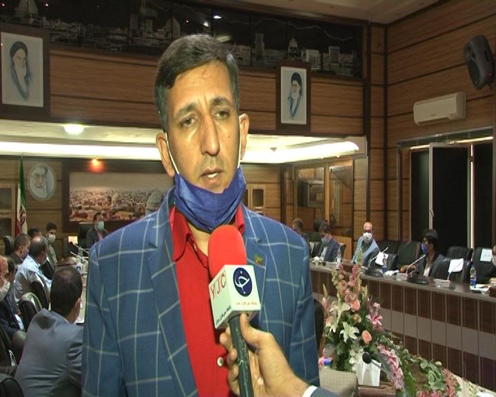 جواد منصوری، معاون بهره برداری و حفاظت آب یزد