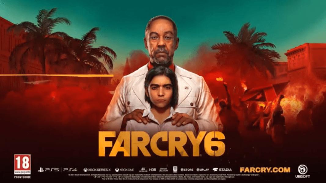 استفاده از شخصیت منفی سریال برکینگ بد در Farcry 6