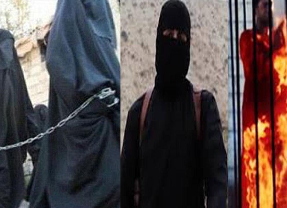 ناگفتههای رزمنده عراقی از جنایات داعش/ از جهاد نکاح تا سوزاندن مردم در قفس و بمبگذاری قرآن