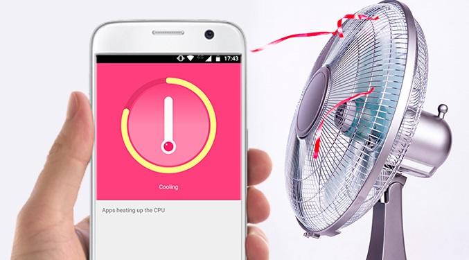 نکاتی برای خنک نگه داشتن تلفنهای همراه