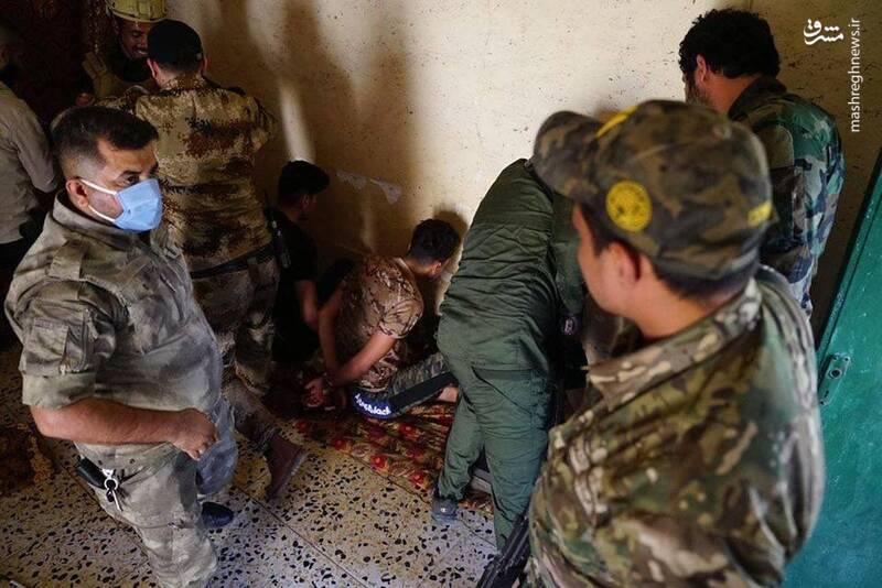آخرین خبرها از دروازه شمالی پایتخت عراق/ آغاز عملیات علیه بقایای داعش در غده سرطانی بغداد + تصاویر