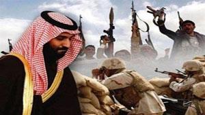 هدف قرار دادن کاخ سعودی ها