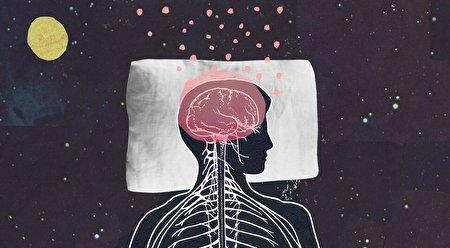 با خواب سموم مغز را دفع کنید