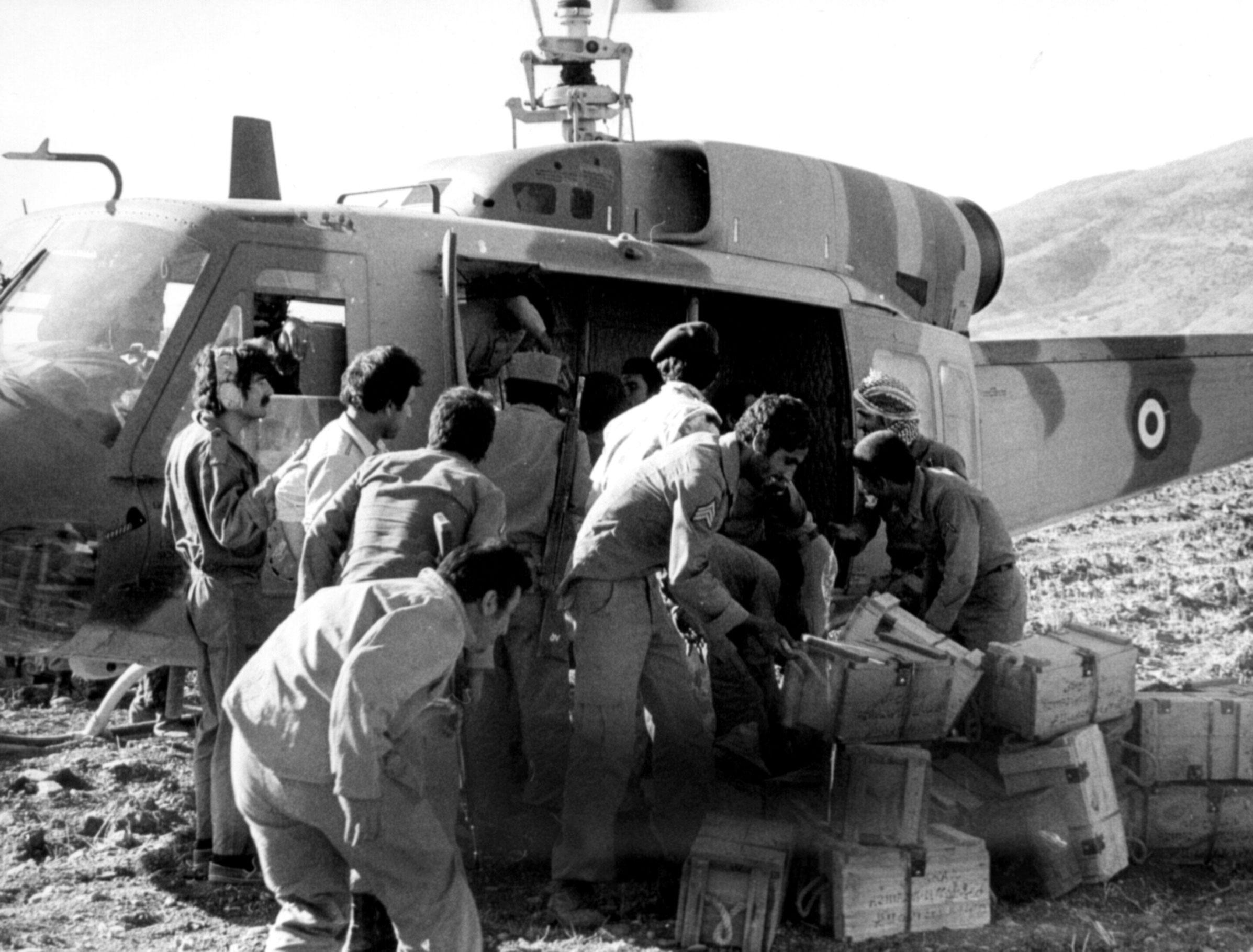 کارنامه درخشان هوانیروز ارتش در دفاع مقدس با ۵۰۰ هزار ساعت پرواز