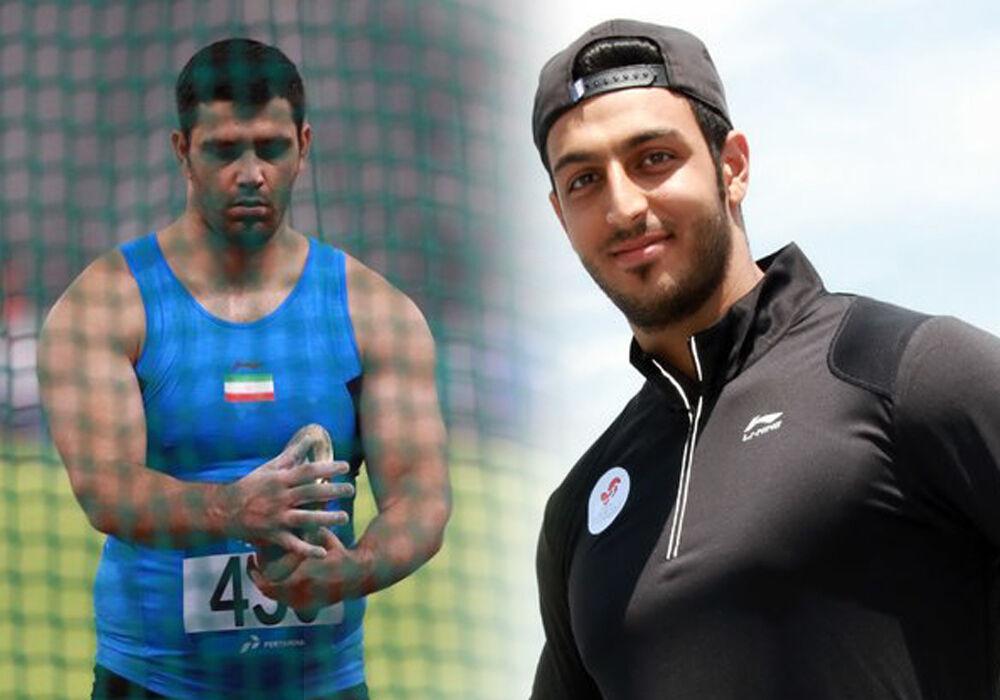 رسولی: بعد از ثبت ازدواجم به ایران برگشتم / با حمایت مسئولان بالاتر از 70 متر پرتاب میکنم