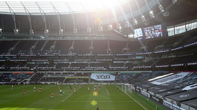 بازگشت ۴۰ درصد هواداران فوتبال انگلیس به استادیومها