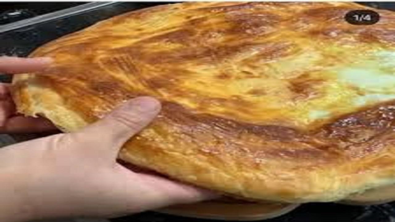 طرز تهیه نان سایا