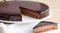 روش تهیه سس براق شکلاتی
