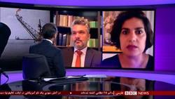 بگومگوی کارشناس بی بی سی با مخالف توافق هستهای در آنتن زنده + فیلم