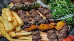 طرز تهیه کباب لقمه ترکیهای