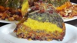 آموزش آشپزی؛ از کوکوی ۳ رنگ و کباب لقمه ترکیهای تا شربت پنیرک و کیک چوبی + تصاویر