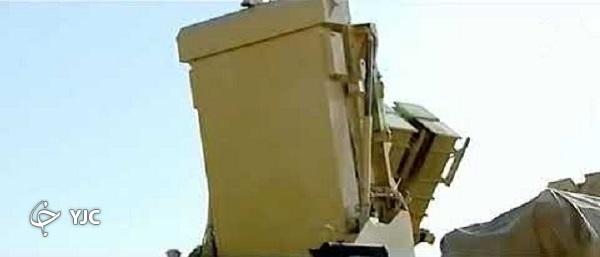 نابودی پهپادهای دشمن در سریعترین زمان با سامانه ۱۵ خرداد + فیلم