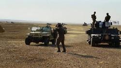 جزئیات عملیات علیه داعش در نزدیکی مرزهای مشترک با ایران و اقلیم کردستان + نقشه میدانی