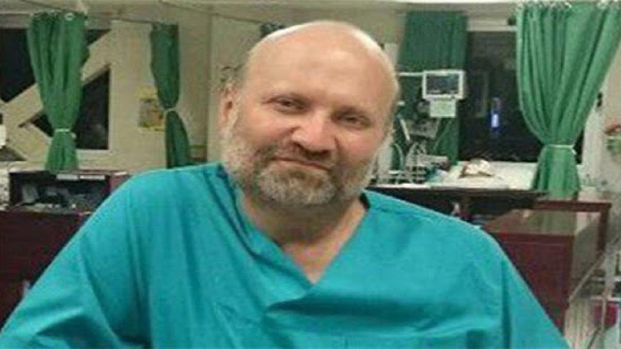 شهید فخری تا روزهای آخر در خدمت بیماران کرونایی بود