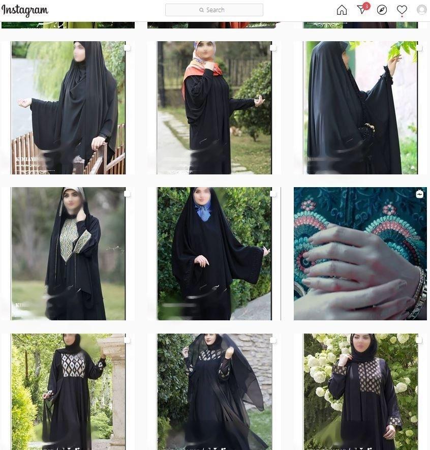 .گزارش حجاب لاکچری