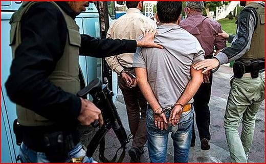 سکانسی ترسناک از فیلمی هالیوودی/ مجازات دستکاری در پلاک خودرو چیست؟ / تشییع جنازه هزار نفری در شادگان