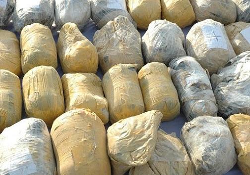 کشف ۹۰ کیلو مواد مخدر در اصفهان / دستگیری باند سارقان کارگاههای خصوصی در اصفهان