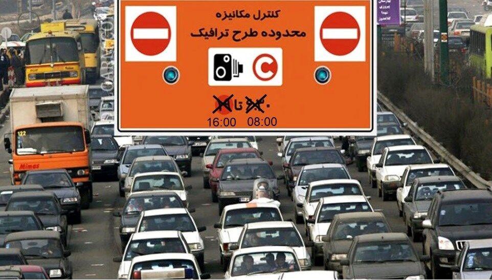 اجرای طرح ترافیک در روزهای اوج کرونا
