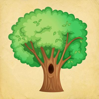 با انتخاب یک درخت شخصیت خود را بشناسید