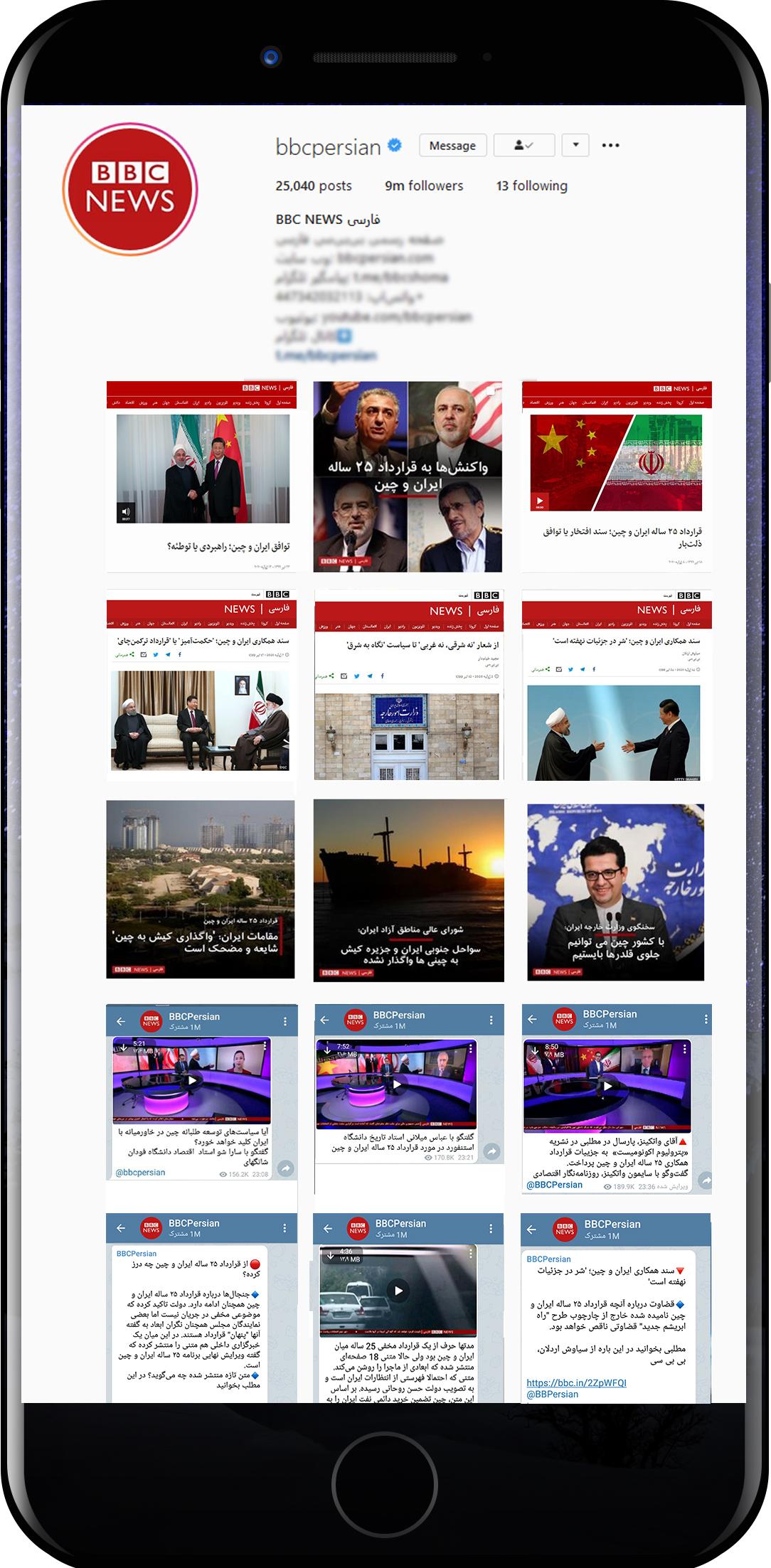 رکورد زنی شبکههای معاند برای انتشار اخبار دروغ علیه همکاری ایران و چین / از واگذاری جزیره کیش تا ورود نظامی ارتش سرخ به ایران!