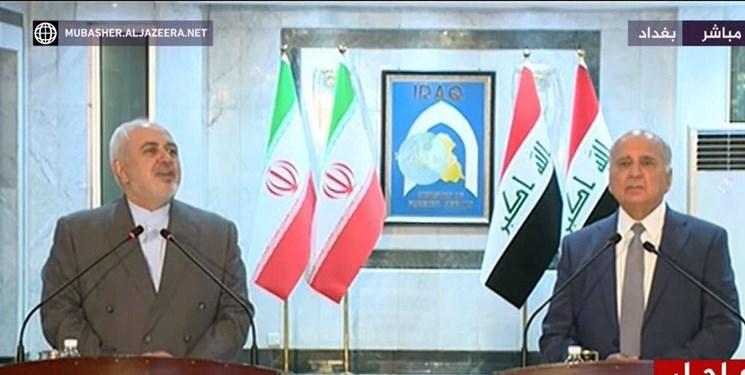 ماموریت ظریف در بغداد چه بود؟ / در سفر یک روزه وزیر خارجه کشورمان چه گذشت؟