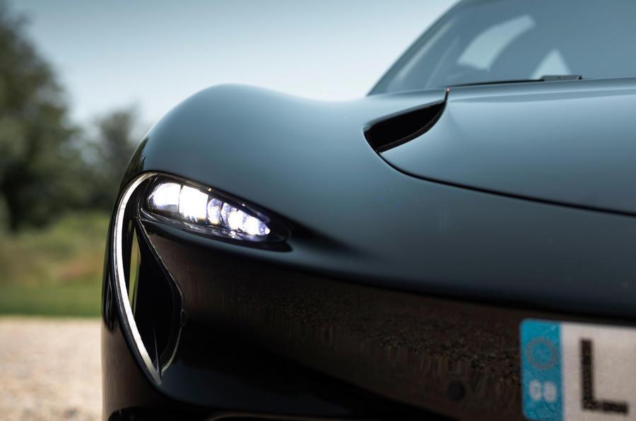 ابرخودروی McLaren Speedtail
