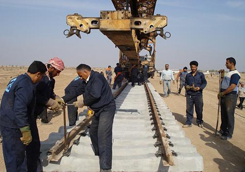 راه آهن جنوب به شمال کشور