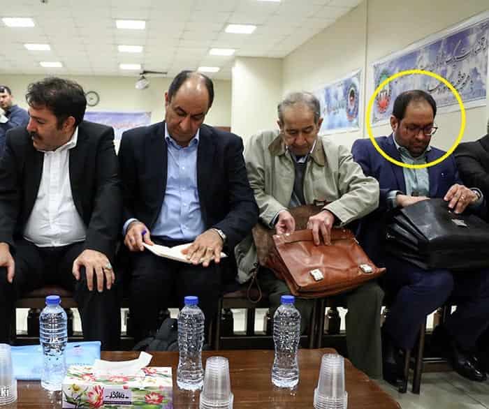 داماد وزیر سابق صمت متواری شد